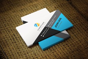 Croori Business Card Template