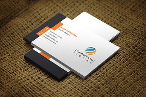 Danibo Business Card Template
