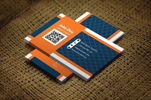 Flivos Business Card Template