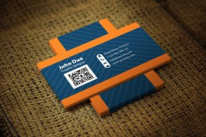 Gonrox Business Card Template