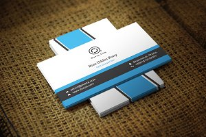 Goorio Business Card Template