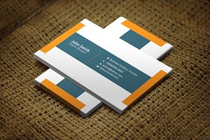 Gorit Business Card Template