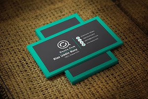 Greeo Business Card Template