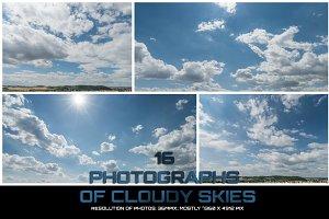 Cloudy Skies Series 01