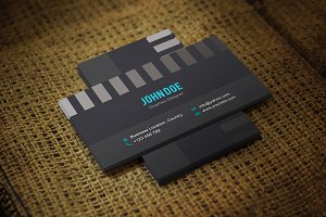 Haviot Business Card Template