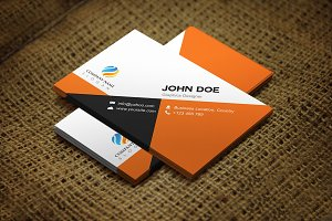Jaroxin Business Card Template