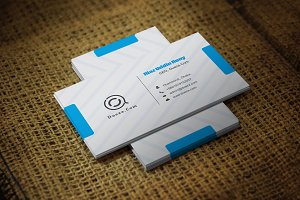 Lineor Business Card Template