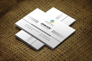 Mondin Business Card Template