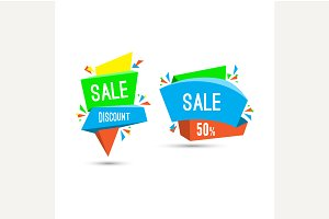 Special offer sale tag