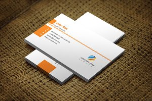 Oriog Business Card Template