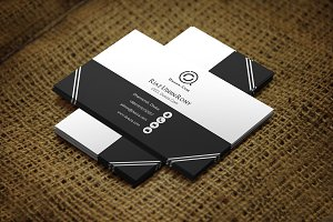 Pinio Business Card Template