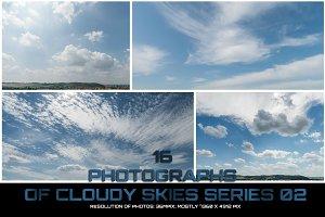 Cloudy Skies Series 02