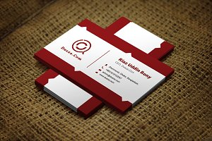 Redun Business Card Template
