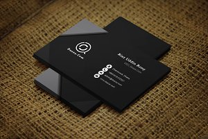 Riono Business Card Template