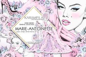 Marie-Antoinette Clipart