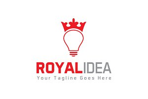 Royal Idea Logo Template
