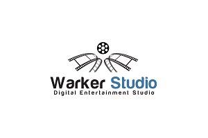Warker Studio Logo Template