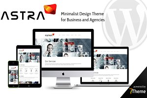 Astra - Multipurpose Business Theme
