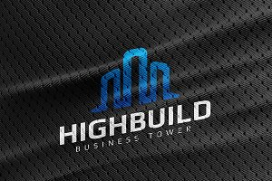 High Build Logo Template