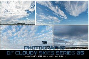Cloudy Skies Series 05
