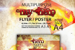 My Hero Party