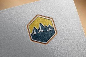 4 Simple Hexagon Mountain Variation