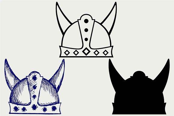 Medieval helmet 3