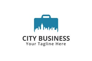 City Business Logo Template