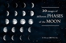 Images of Moon
