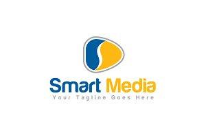 Smart Media Logo Template