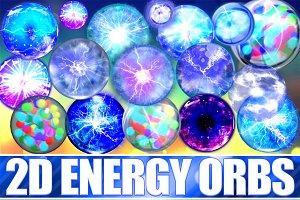 Magic Energy Orbs