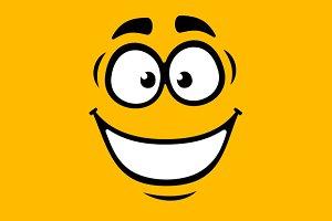 Cartoom Smile Set
