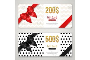 Cute gift cards