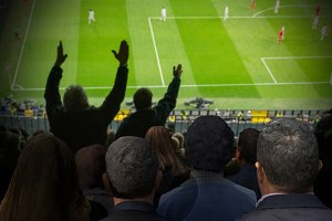 Soccer fans complains