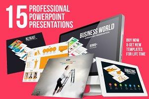 The Professional Presentation Bundle