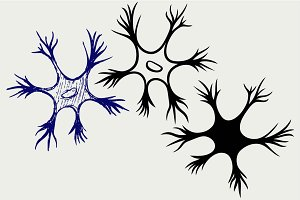 Neuron icon SVG