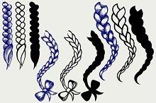 Women braid