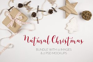 Natural Christmas Images