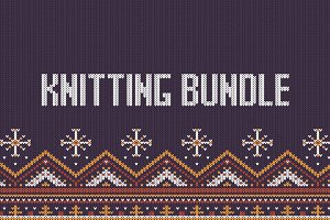 Knitting Bundle