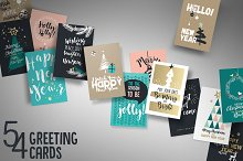 New Year's Greeting Cards