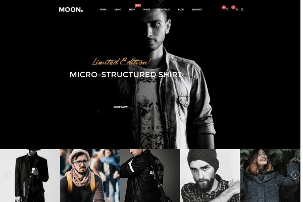 Moon Store -responsive Shopify them…