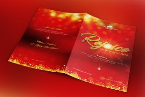 Rejoice Christmas Cantata Program