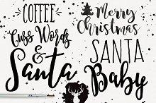 Christmas Overlays PNG