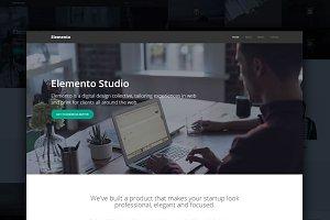 Elemento - Multipurpose HTML Templat