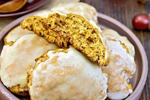 Cookies pumpkin