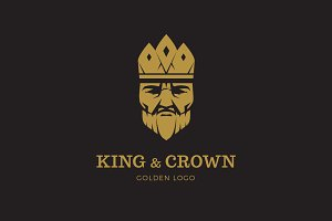 Golden King Logo