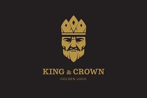 Golden King Logo