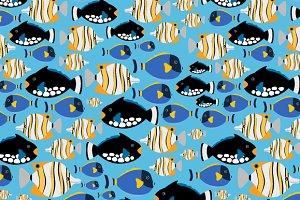 Sea pattern