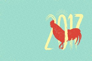 2017 - year of rooster