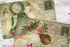 Vintage Christmas Postcards PDF